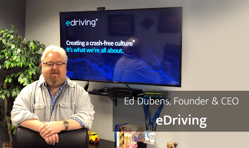 eDriving -  Innovating to Save Lives