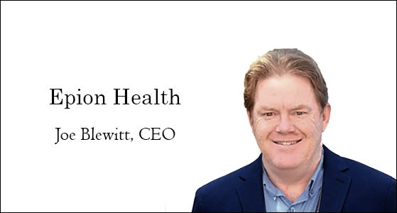 Epion Health: The Technology That Never Lets You Down