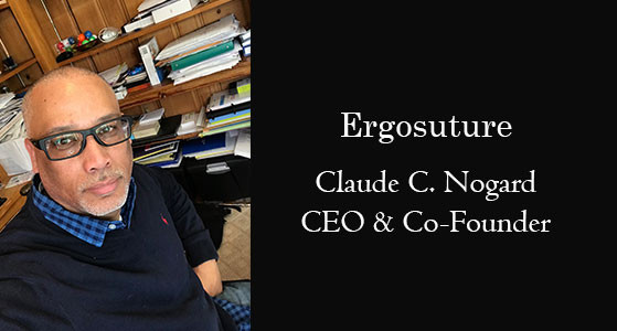 An innovative medical device company developing advanced surgical solutions: Ergosuture