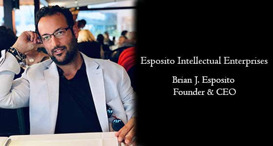 Esposito Intellectual Enterprises – An ecosystem for entities to enhance each other's businesses