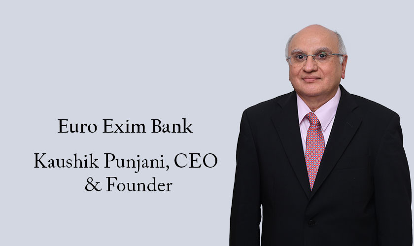 Euro Exim Bank - Efficient, Versatile & Internationally Organized Bank
