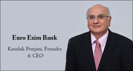 Euro Exim Bank Limited is an innovative global financial institution