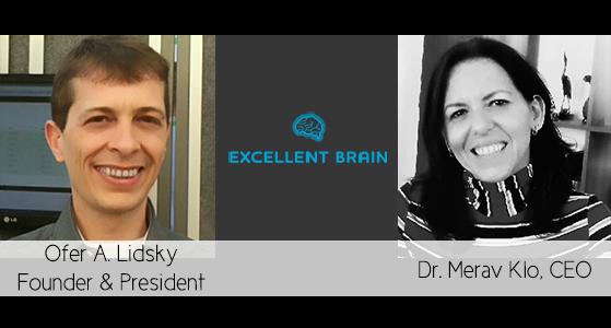 ciobulletin excellent brain doctor merav klo ceo ofer a lidsky president founder