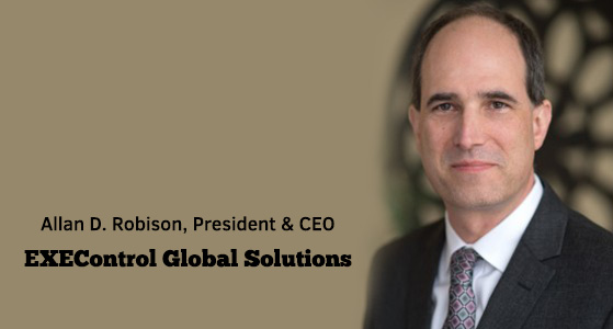 ciobulletin execontrol global solutions allan d robison president ceo