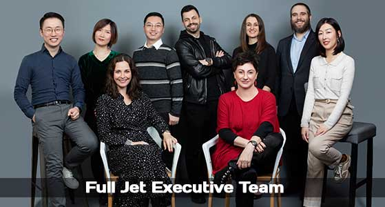 Full Jet is the industry expert in developing go-to-market strategies and executing them