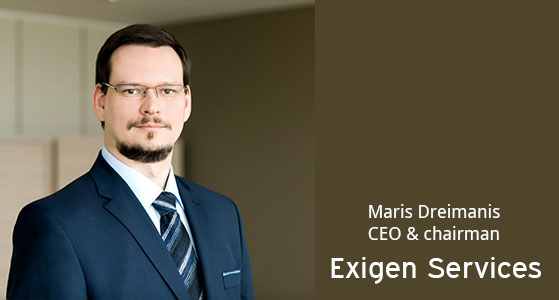 Exigen Services: IT for Sustainable Business