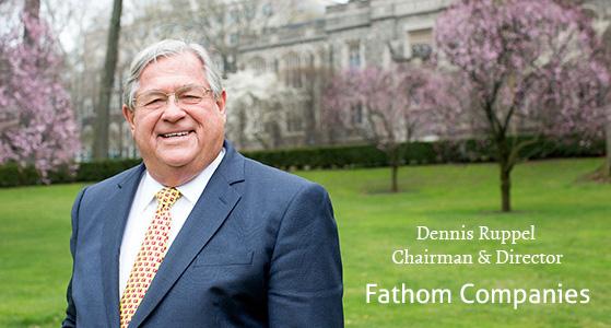 ciobulletin fathom companies dennis ruppel chairman director