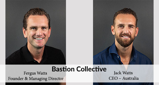 Bastion Collective, Exists to be the Bastion of Australian Ingenuity, Creates Simple, Original, and Resourceful Solutions to its Clients' Complex Problems