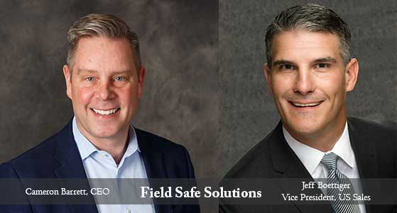 Field Safe Solutions Easy-to-use, all-in-one worker health and safety application