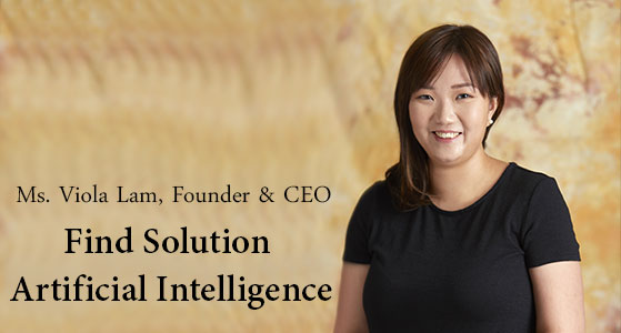 ciobulletin find solution artificial intelligence ms viola lam founder ceo