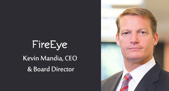 ciobulletin fireeye kevin mandia ceo board director