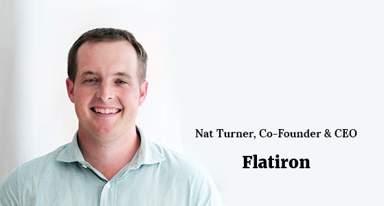 ciobulletin flatiron nat turner co founder ceo