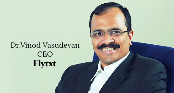 We are focused on helping enterprises generate measurable economic value from data: Flytxt