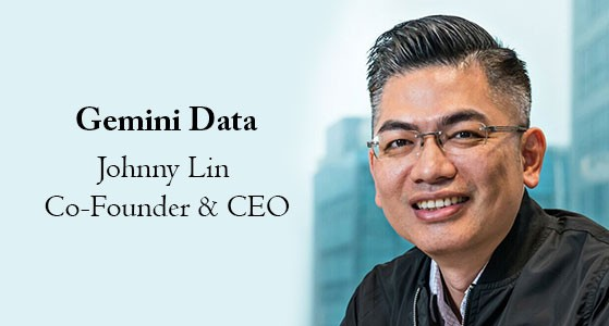 An innovator solving the biggest data challenges, enabling you to understand and share data stories that drives your business forward: Gemini Data