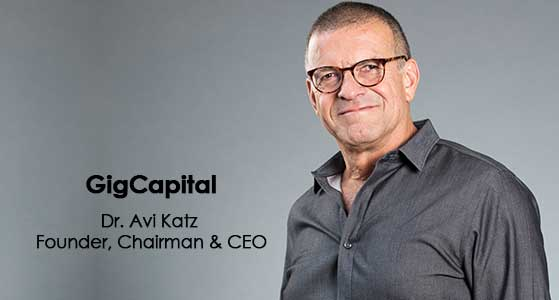 GigCapital: Transforming private entities into Global public corporations