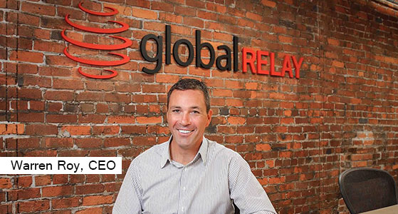 Global Relay: Making Big Data useful to people