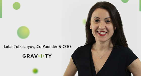 ciobulletin gravity luba tolkachyov co founder and coo
