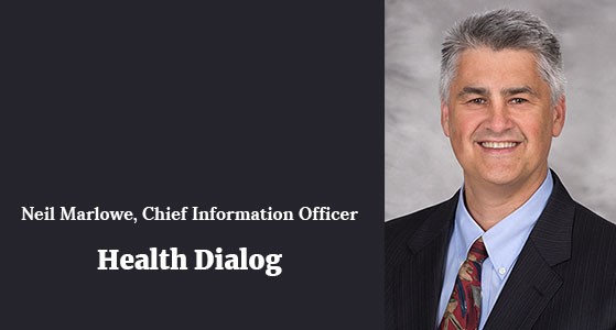 We provide truly personalized population health management support services: Health Dialog