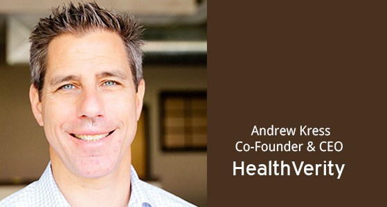 ciobulletin healthverity andrew kress  co founder and ceo