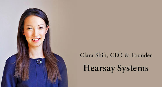 Hearsay Systems: Creating a new era for advisors and agents