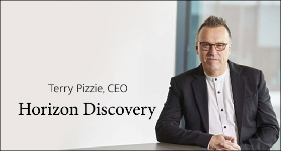 Horizon Discovery: Crafting a new world in Genetics On the path from research to therapy