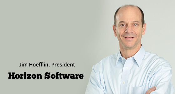 ciobulletin horizon software jim hoefflin president