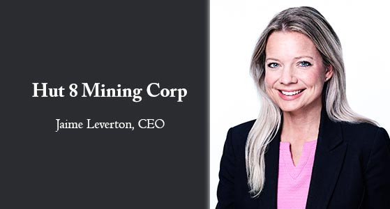 Hut 8 Mining Corp - North America's Leading Bitcoin Miner & Hodler