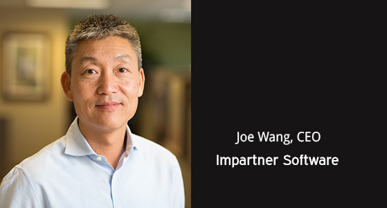ciobulletin impartner software joe wang ceo