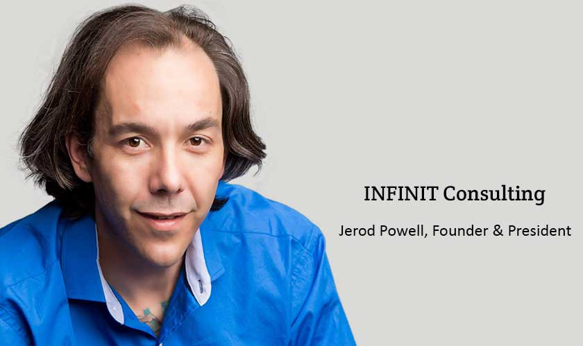 The most trusted name in IT services: INFINIT Consulting