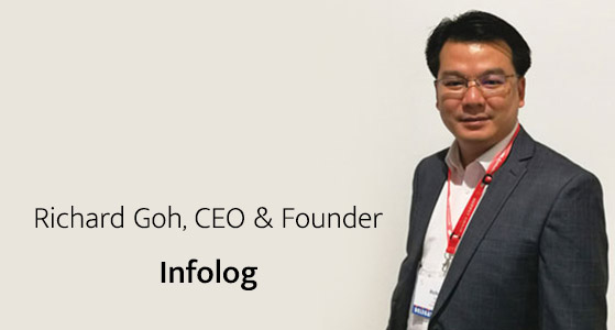 Infolog: Future of Logistics solutions Simplifying logistics and supply chain