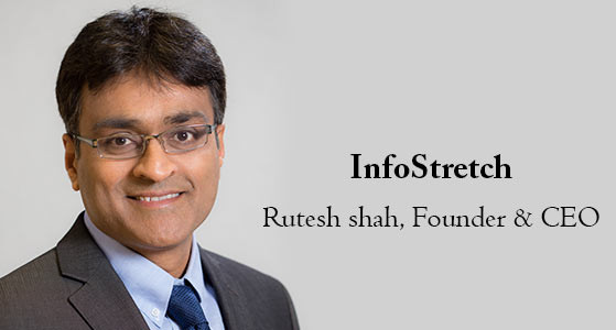 Focused entirely on helping companies accelerate the pace and success of their digital efforts: InfoStretch