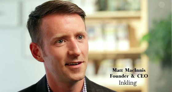 ciobulletin inkling matt macInnis founder ceo
