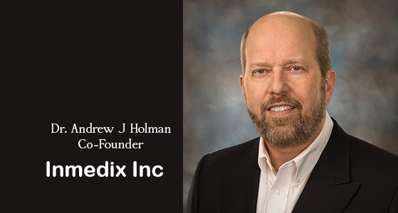 ciobulletin inmedix inc dr andrew j holman co founder