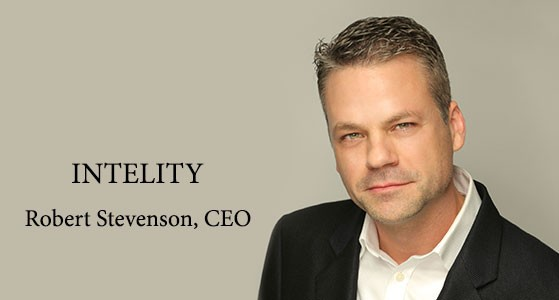 ciobulletin intelity robert stevenson ceo