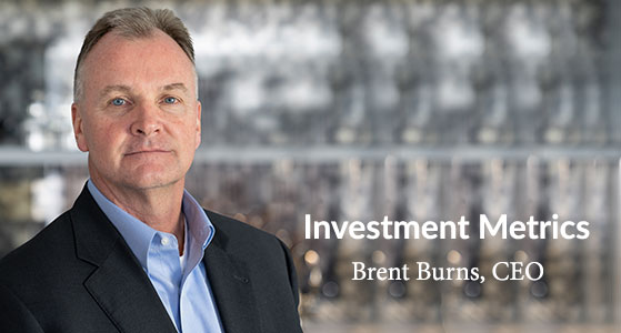ciobulletin investment metrics brent burns ceo