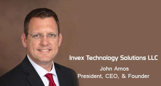 ciobulletin invex technology solutions llc john amos president ceo founder