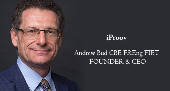 iProov – Creating digital trust with biometric authentication by combining face biometrics and anti-spoofing