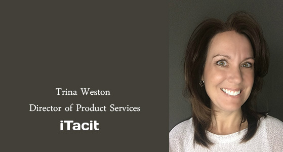 ciobulletin itacit trina weston director of product services