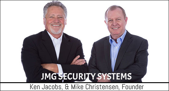 JMG SECURITY SYSTEMS – Delivering full-service commercial security solutions to protect premises, people, and valuable assets