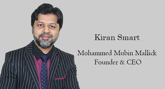 Kiran Smart - First Humanoid Robot Solutions And Services Company In Kuwait