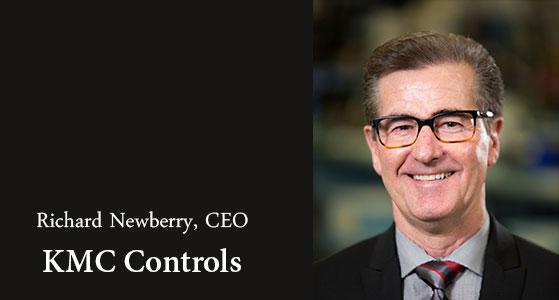 ciobulletin kmc controls richard newberry ceo