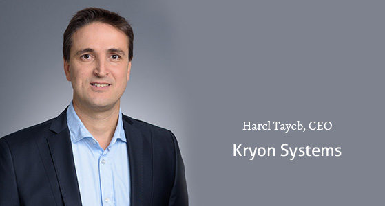 ciobulletin kryon systems harel tayeb ceo