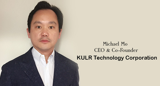 ciobulletin kulr technology corporation michael mo ceo co founder