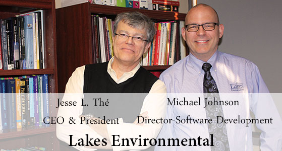 Our mission is to provide busy environmental experts high-quality software solutions that are fast and reliable: Lakes Environmental