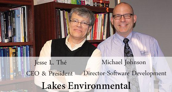ciobulletin lakes environmental jesse l the ceo michael johnson director software development