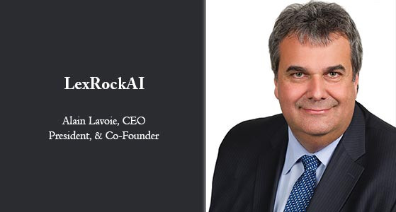 LexRockAI -  Developing products that use AI to meet the needs of four industrial fields: legal, insurances, financial, and regulatory compliance