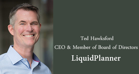 Projects are living, evolving constructs. Plan them with LiquidPlanner