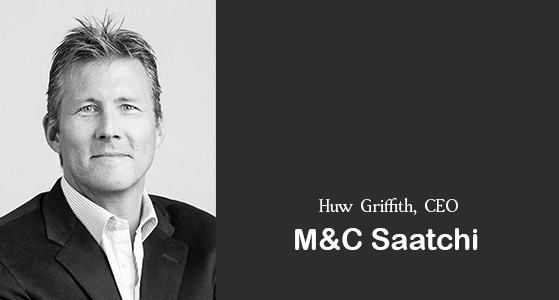 ciobulletin m and c saatchi huw griffith ceo