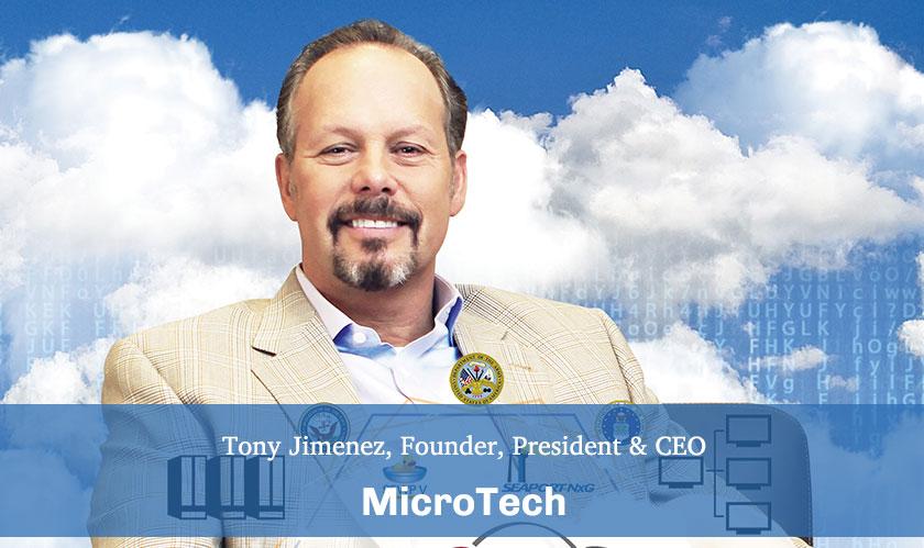 ciobulletin microtech tony jimenez founder president ceo