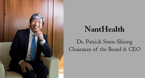 NantHealth – Empowering the integrated healthcare delivery with personalized treatment and collaboration across health care